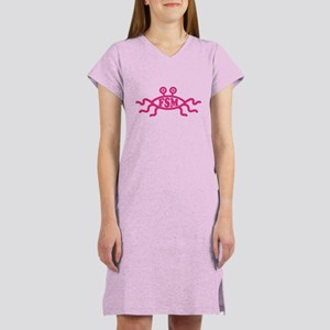 FSM Fish Women's Nightshirt