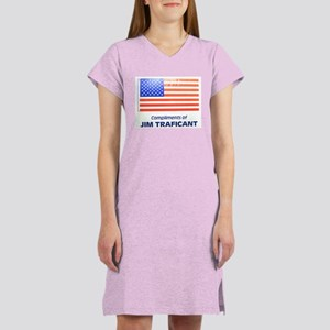 Patriotic Women's Nightshirt