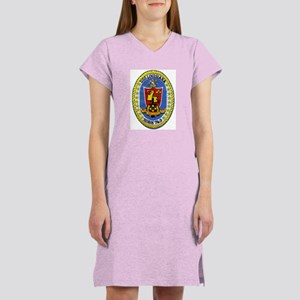 USS LOUISIANA Women's Nightshirt