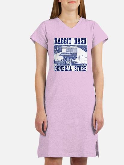 Women's Blue Nightshirt
