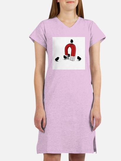 Chick Magnet Women's Light-Color Nightshirt