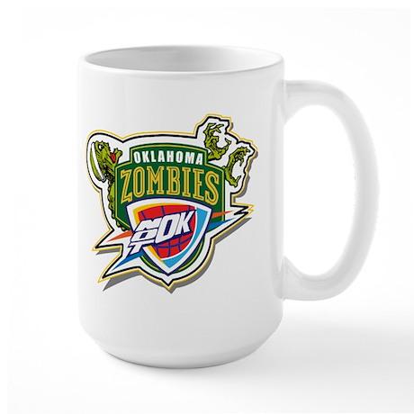 Zombie Sonics Large Mug