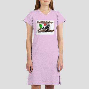 Play Cane Corso Women's Nightshirt