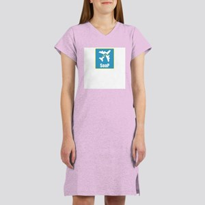 Snakes on a Plane Women's Nightshirt