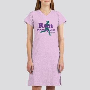 TNT Run Mommy Run Women's Nightshirt