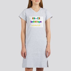 G6-C8 Women's Nightshirt