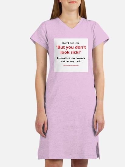 Adding Pain Women's Nightshirt