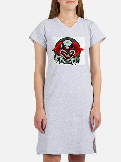 Evil Clown Women's Nightshirt