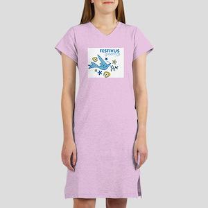 FESTIVUS™ Greetings Women's Nightshirt
