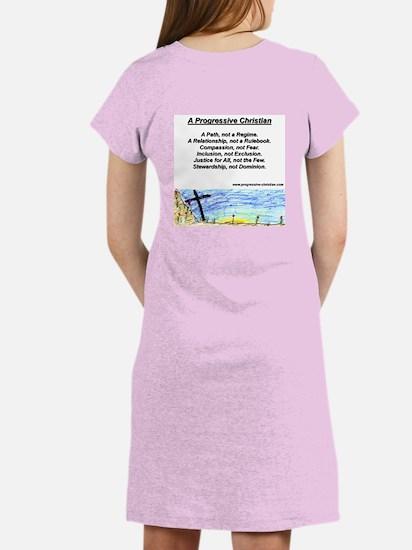 Cute Christian liberal Women's Nightshirt