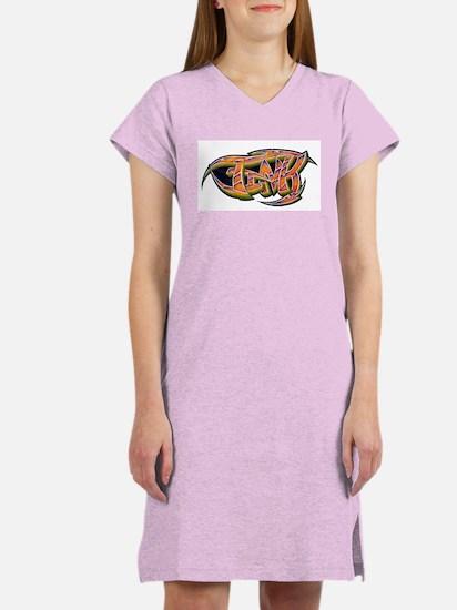 Sara Women's Pink Nightshirt