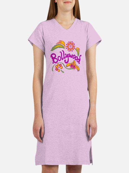 Bollywood Name Women's Nightshirt