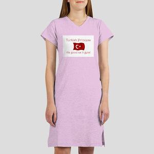 Turkish Princess Women's Nightshirt