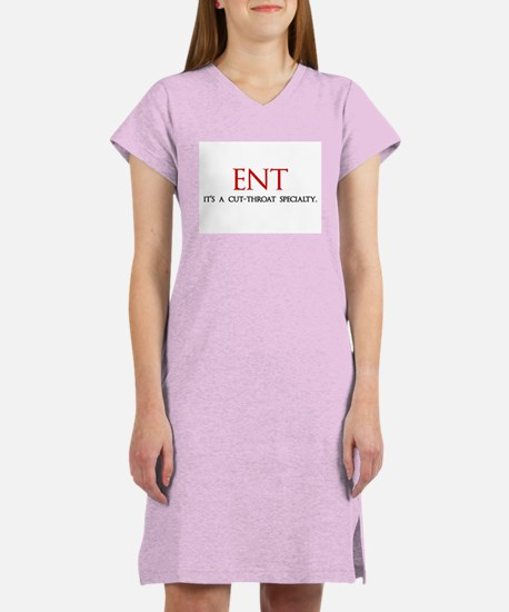 ENT is a cut-throat specialty Women's Light Nights