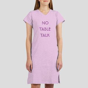 Euchre Table Talk Women's Nightshirt