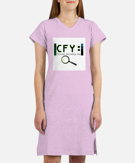CLINICAL FELLOWSHIP YEAR Women's Nightshirt