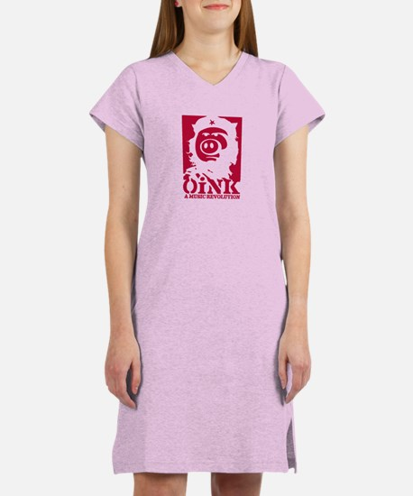 Cute Oink Women's Nightshirt