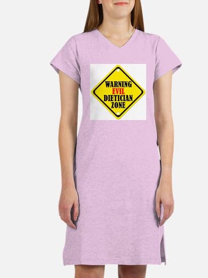 Evil Dietician Women's Nightshirt
