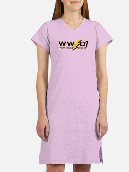 WW Percy D ? Women's Nightshirt