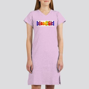 Island Girl Women's Nightshirt