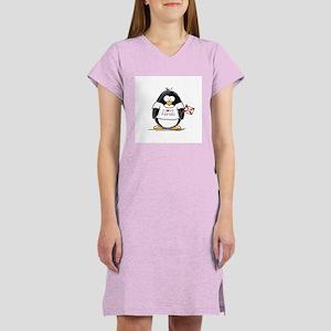 Florida Penguin Women's Pink Nightshirt