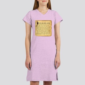 Holy Grenade Women's Nightshirt