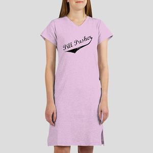 Pill Pusher Women's Nightshirt