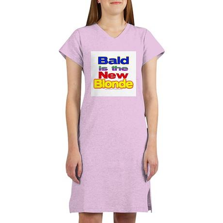 Bald is... Women's Nightshirt