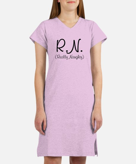 Really Naughty Women's Nightshirt