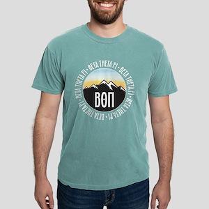 Beta Theta Pi Sunset Mens Comfort Color T-Shirts