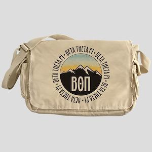 Beta Theta Pi Sunset Messenger Bag