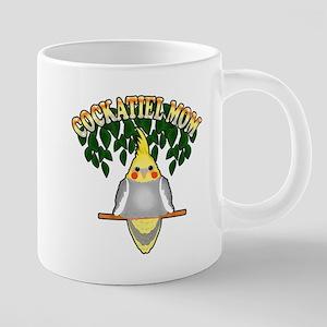 Cockatiel Mom Mugs