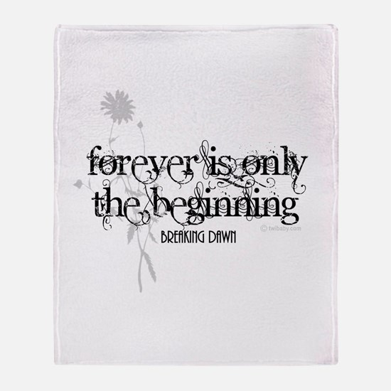 Forever is Only the Beginning by Twibaby Stadium