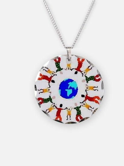 Children Around the World Necklace