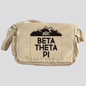 Beta Theta Pi Mountains Messenger Bag