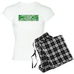 Bitterness Degree Women's Light Pajamas