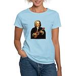 J.S. Bach on Uke Women's Light T-Shirt