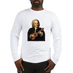 J.S. Bach on Uke Long Sleeve T-Shirt