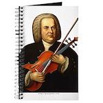 J.S. Bach on Viola Journal