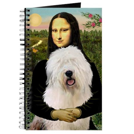Mona's Old English Sheepdog Journal