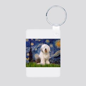 Starry / OES Aluminum Photo Keychain