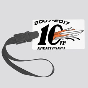 CGOAMN 10th Anniversary Simple Luggage Tag