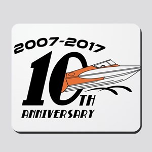 CGOAMN 10th Anniversary Simple Mousepad