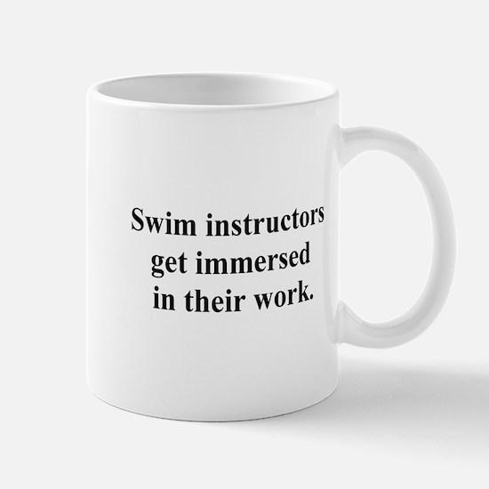 swimming joke Mug