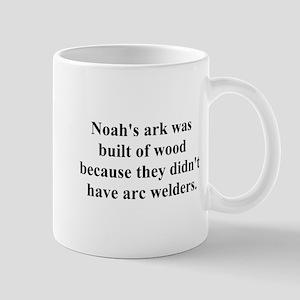 Noah's ark joke Mug