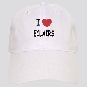 I heart eclairs Cap