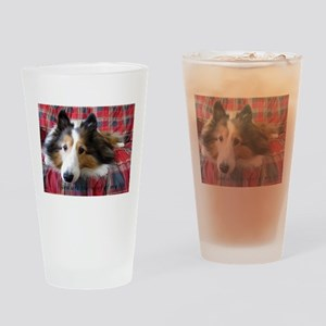 You are the Woof of My Life Drinking Glass
