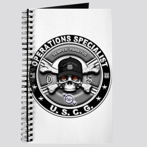 USCG Operations Specialist Sk Journal