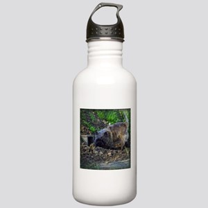 Cairn Terrier Hunting Stainless Water Bottle 1.0L