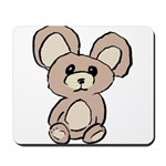 Stuffed Beary Mousepad